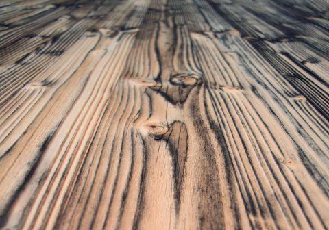 L'étape de construction du plancher